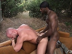 Interracial sex clips - straight gay porn