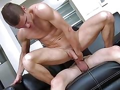 Riding sex tube - gay twink sex