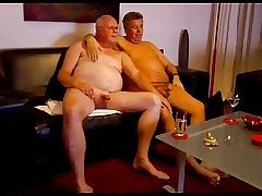 Grand-père tube chaud - aller tube gay
